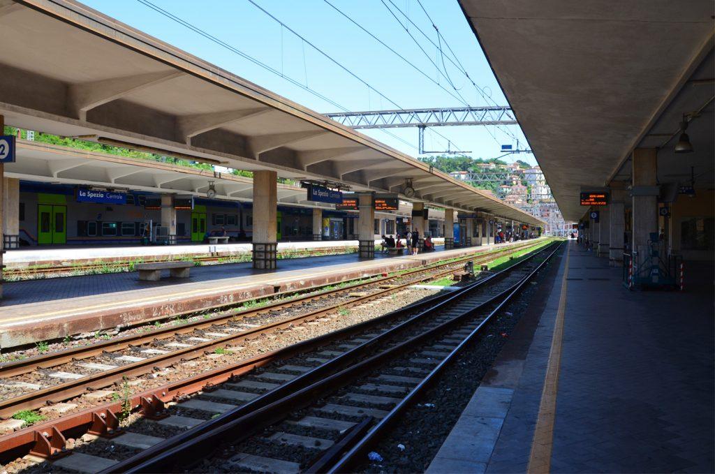 La Spezia - stanica