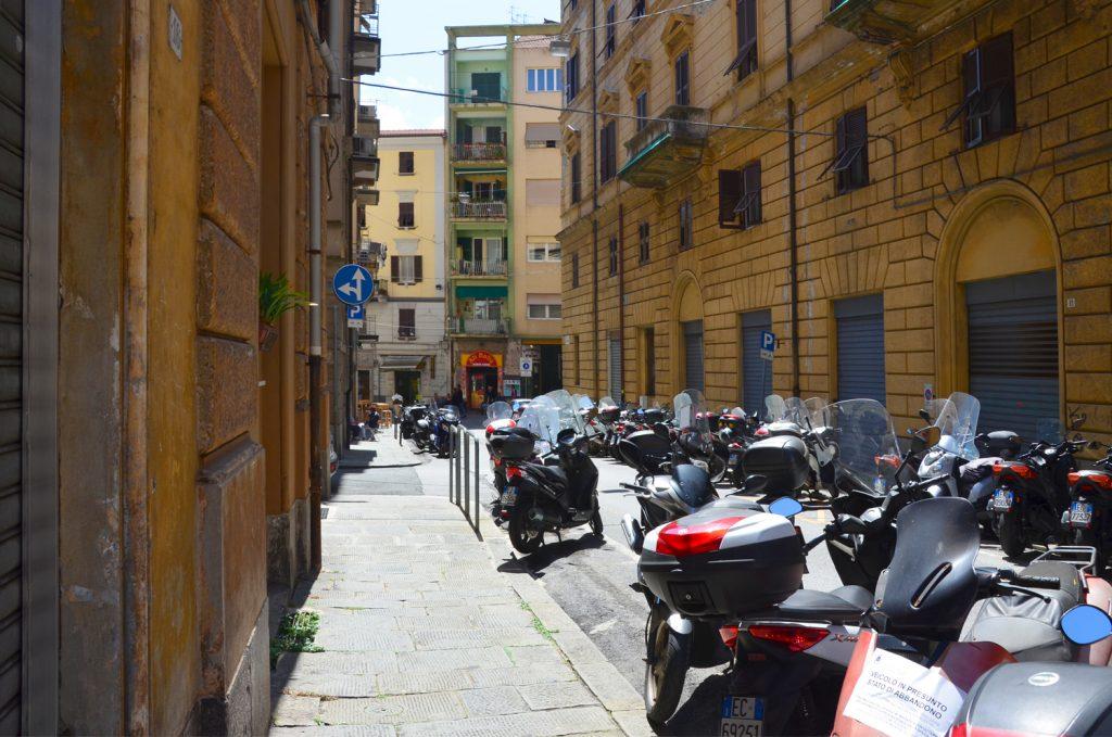 La Spezia - potulky po meste