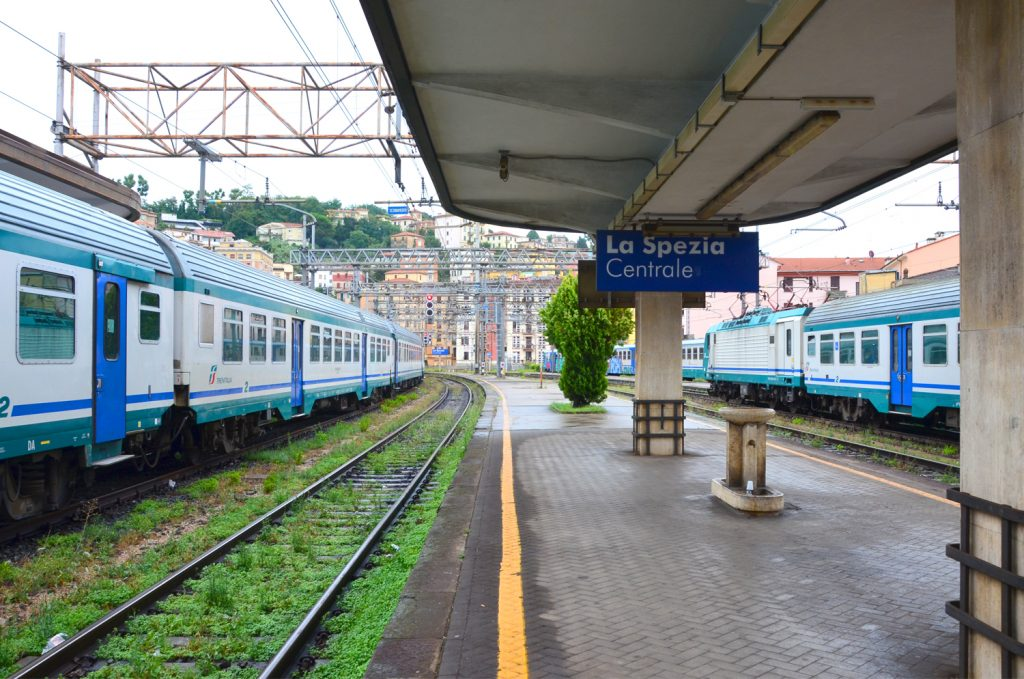 Výlet Taliansko - La Spezia