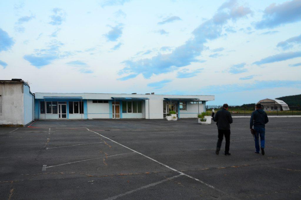 Užhorod - letisko