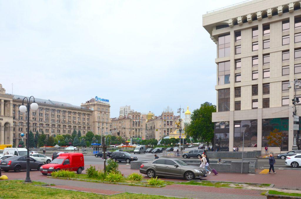 Kyjev - potulky mestom
