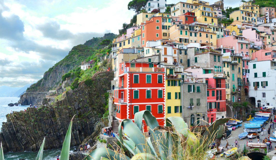 Cinque Terre –  Výlet do 5 rozprávkových dediniek