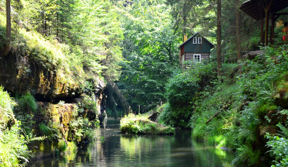 České Švajčiarsko – ľahká turistika aj pre rodiny s deťmi