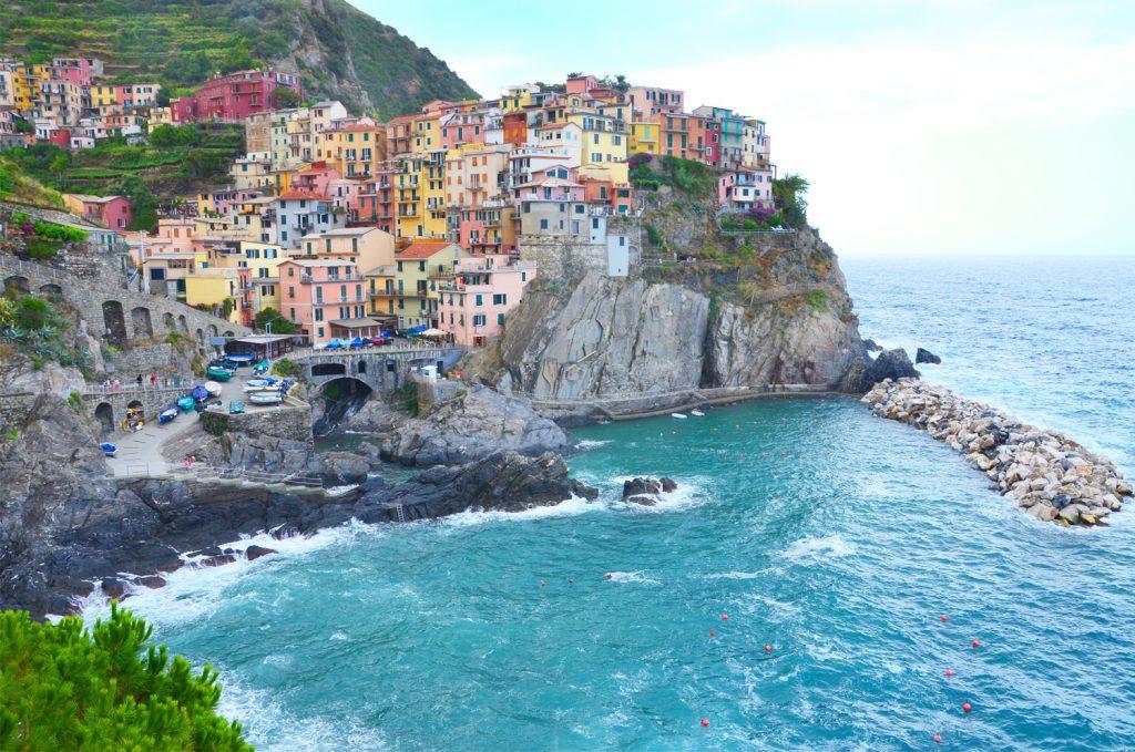 Výlet Cinque Terre
