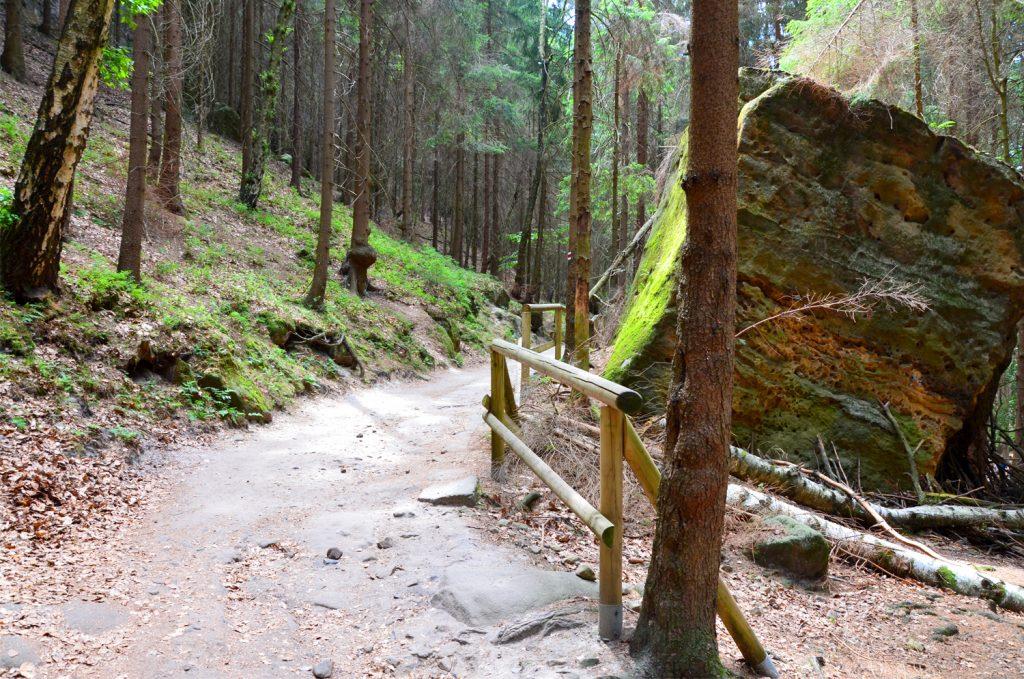 Národný park České Švajčiarsko