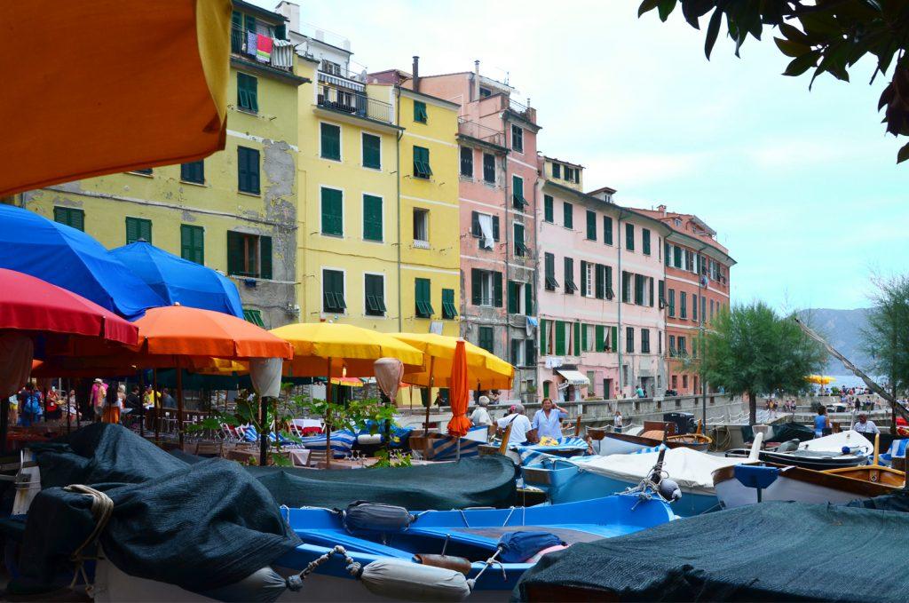 Vernazza - potulky mestom