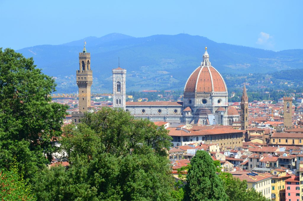 Florencia - pohľadnica z kolísky renesancie