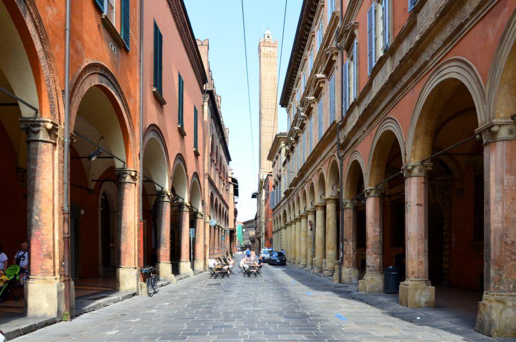 Bologna - Torre degli Asinelli