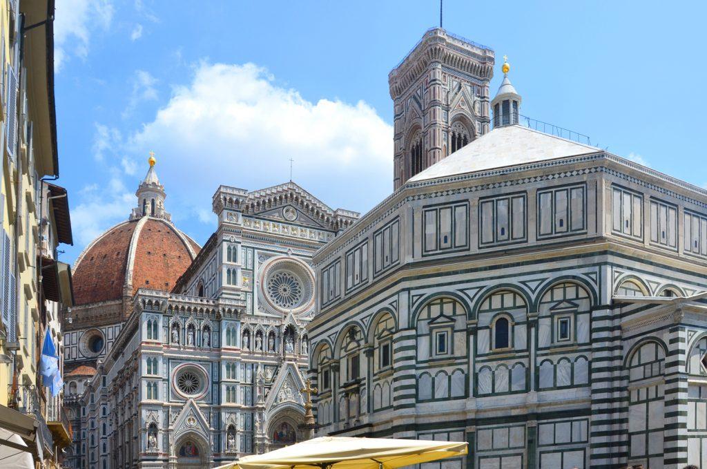 Florencia - Toskánsko