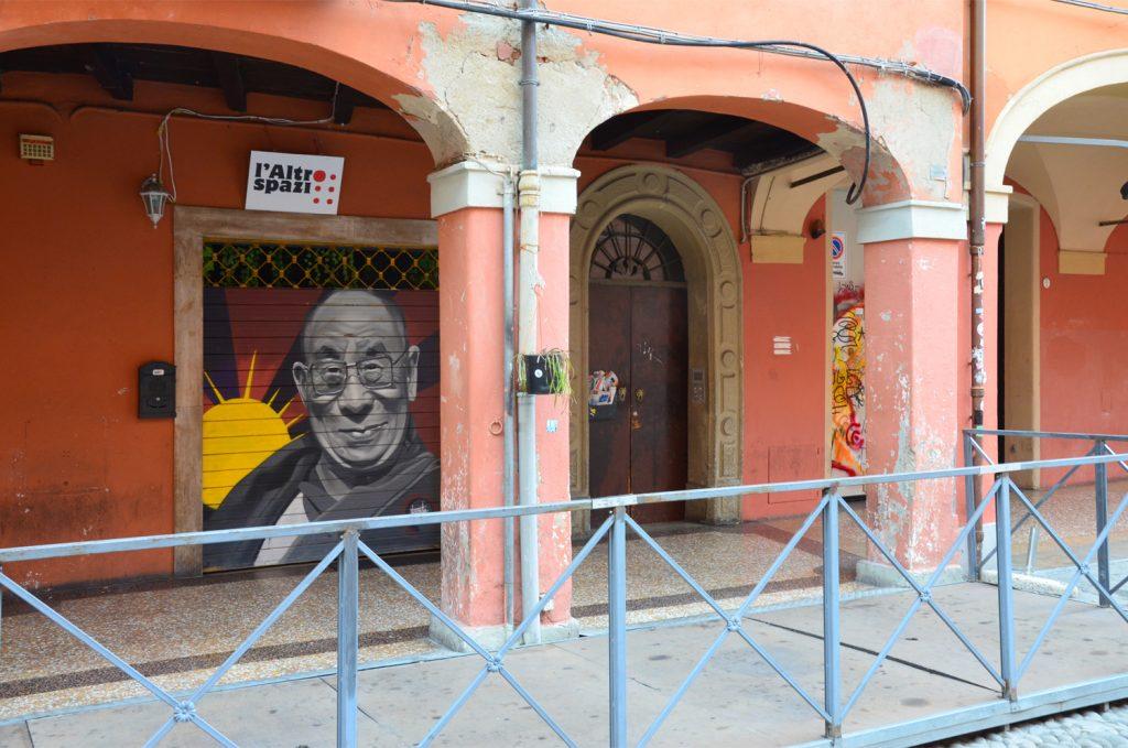 Street Art v meste