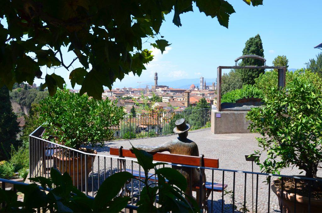 Florencia - Giardino delle Rose