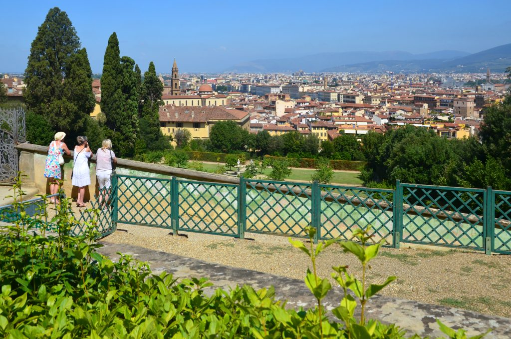 Výhľad na mesto