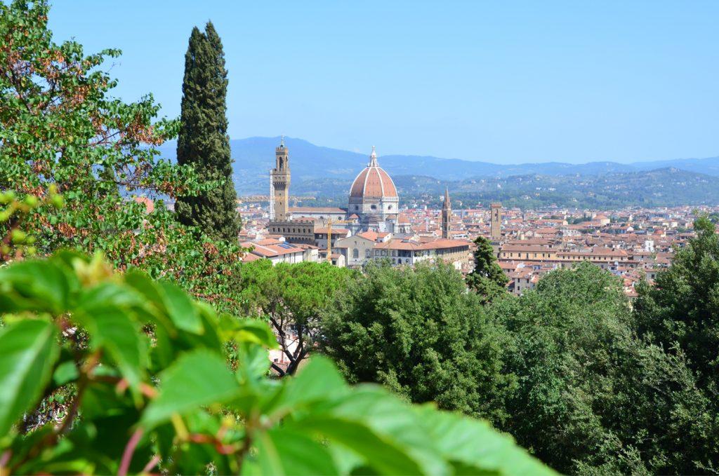 Florencia - Giardino Bardini
