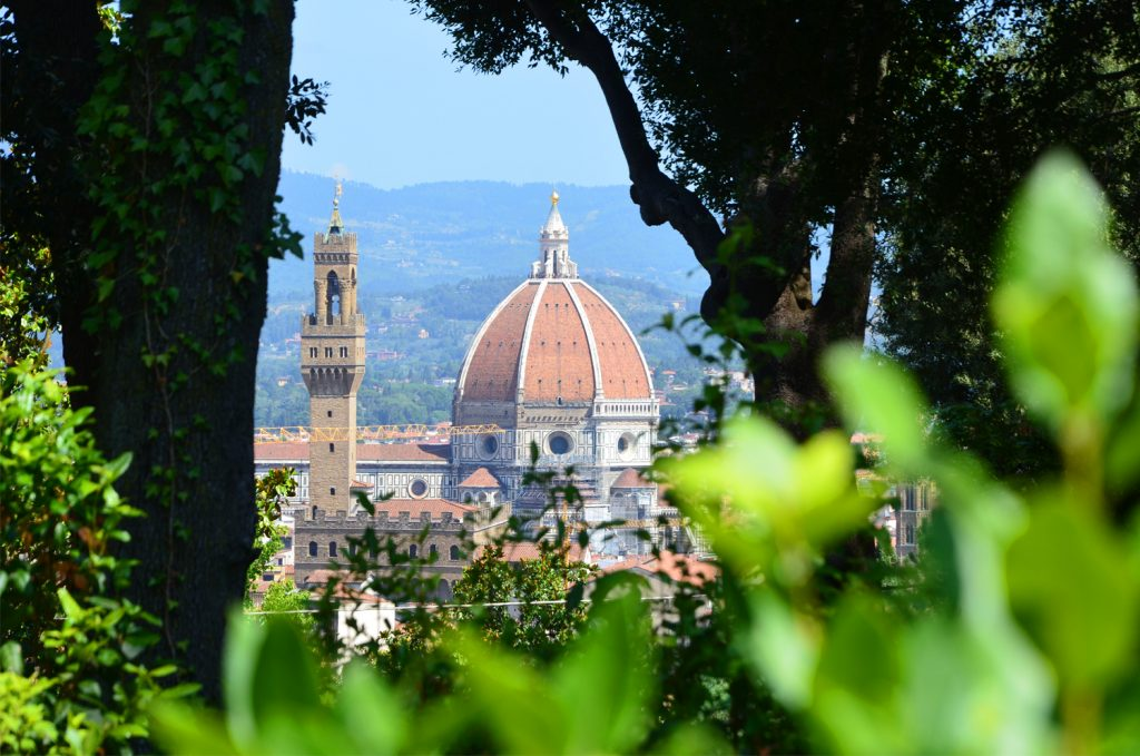 Florencia výlet