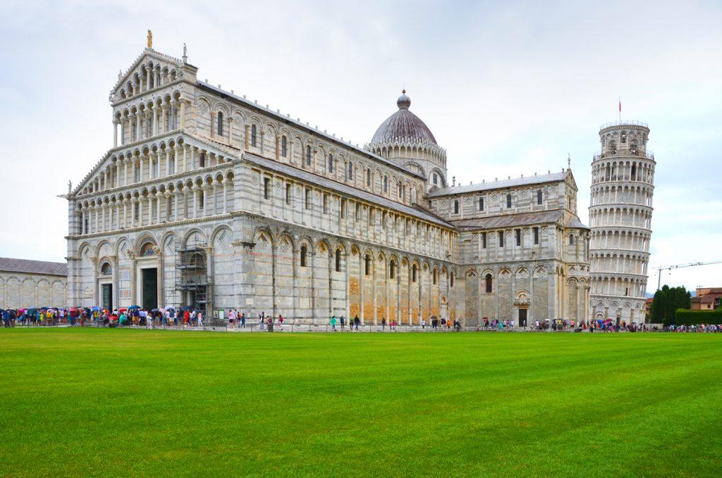 Pisa - Katedrála Nanebovzatia Panny Márie