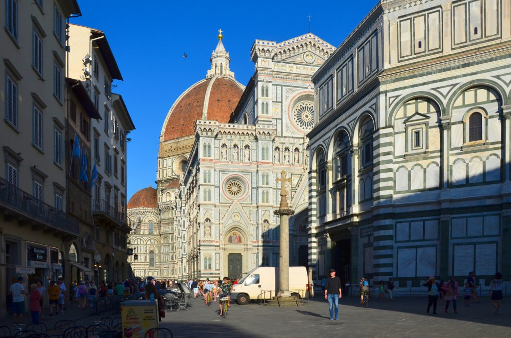 Florencia - Santa Maria del Fiore