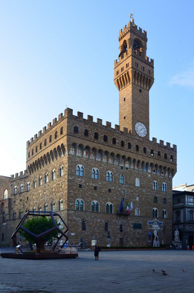 Florencia - Palazzo Vecchio