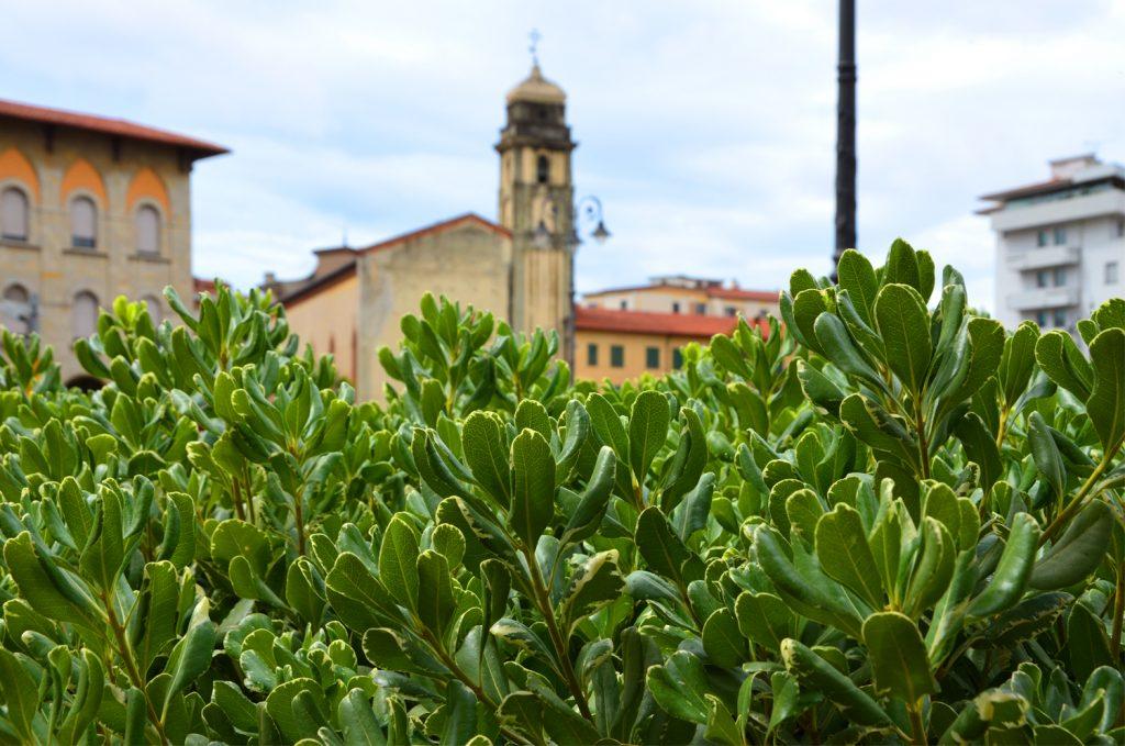 Pisa - železničná stanica