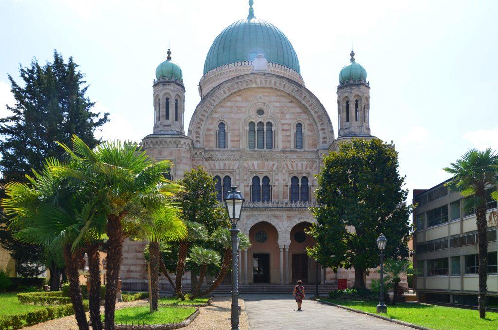 Synagóga a židovské múzeum