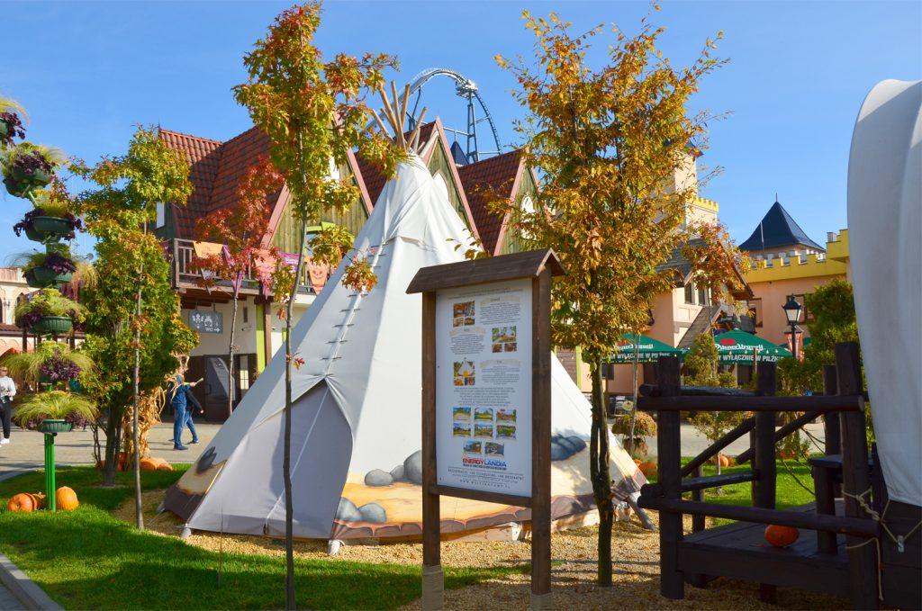 V kempe neďaleko parku sa viete ubytovať v stane