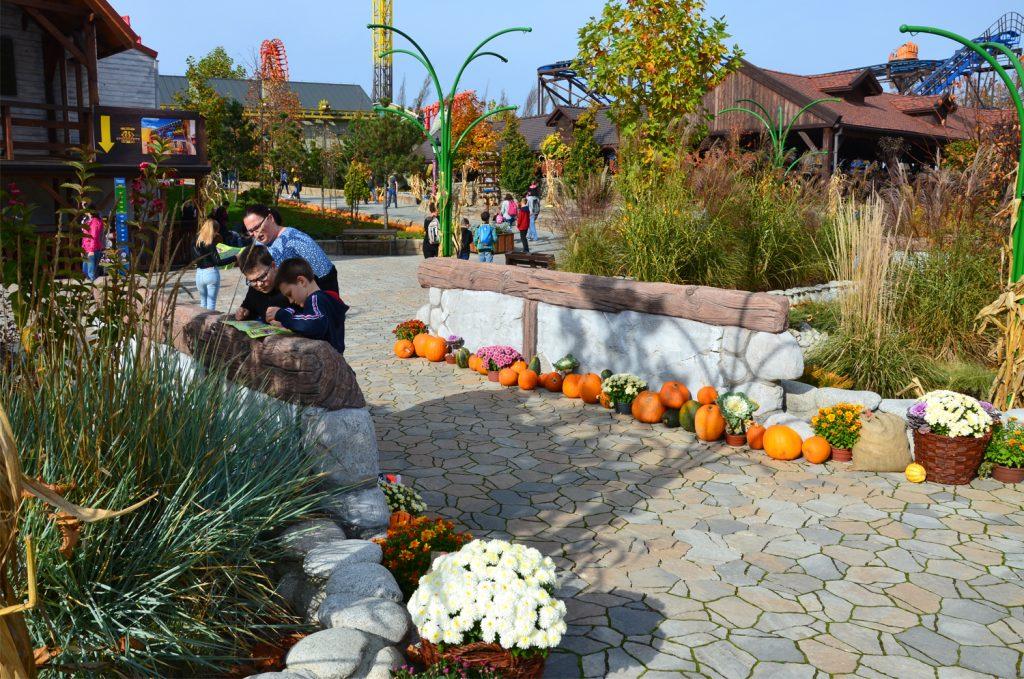 Zábavný park Energylandia - Halloween víkend