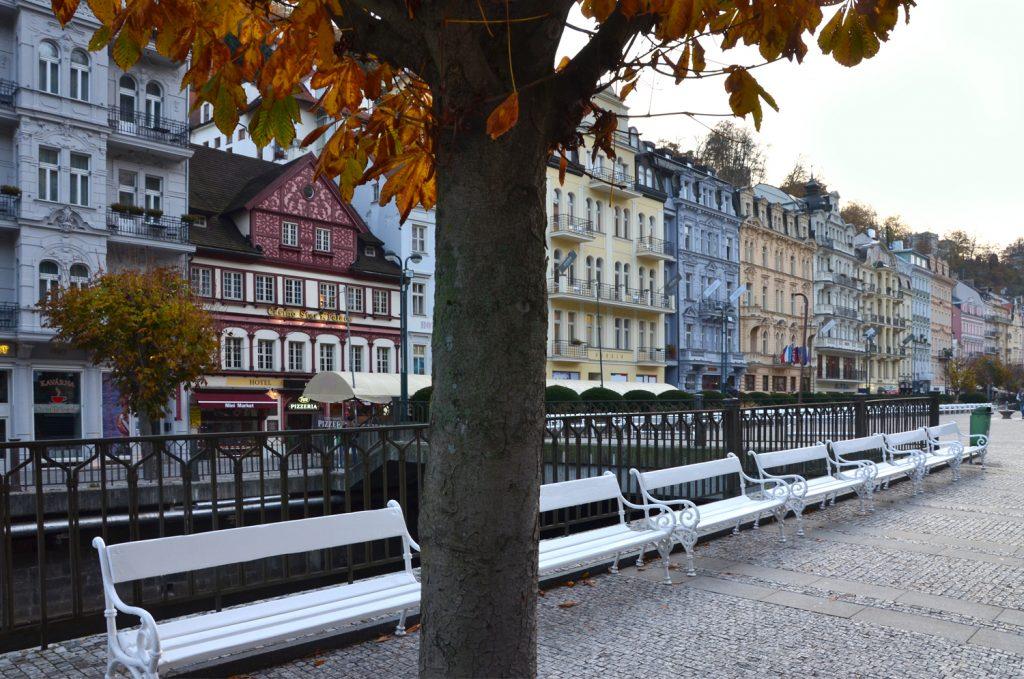 Jeseň v Karlových Varoch