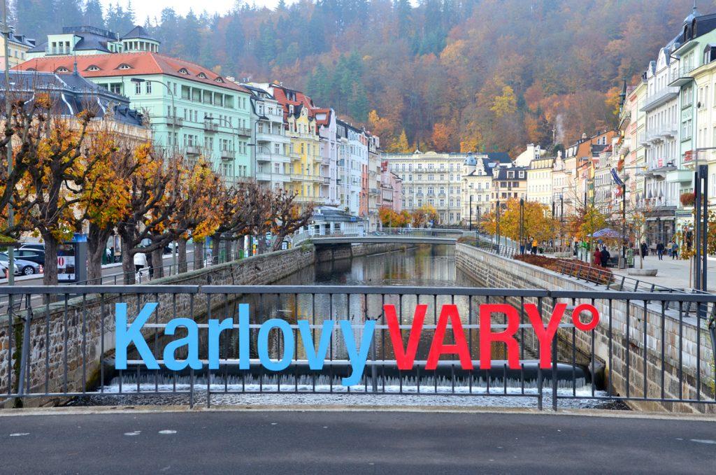 Karlove Vary - Vitajte v meste