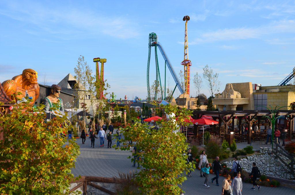 Zábavný park Energylandia
