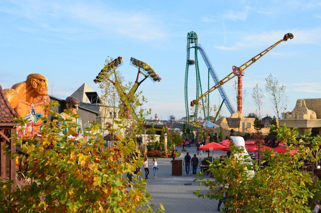 Energylandia - Najväčší zábavný park v Poľsku