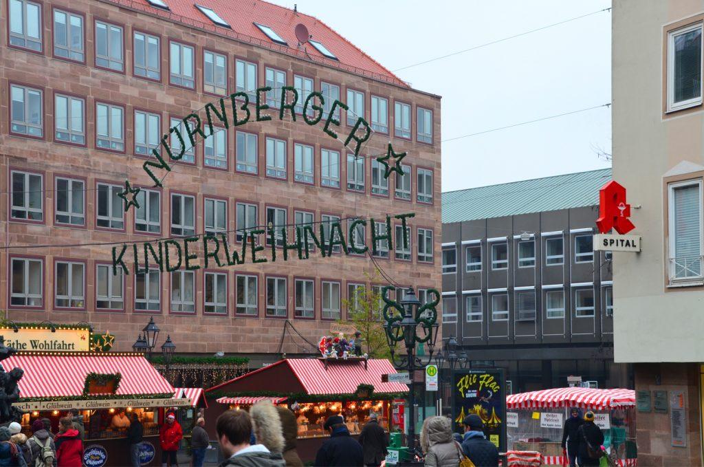 Norimberg - Vianočné trhy