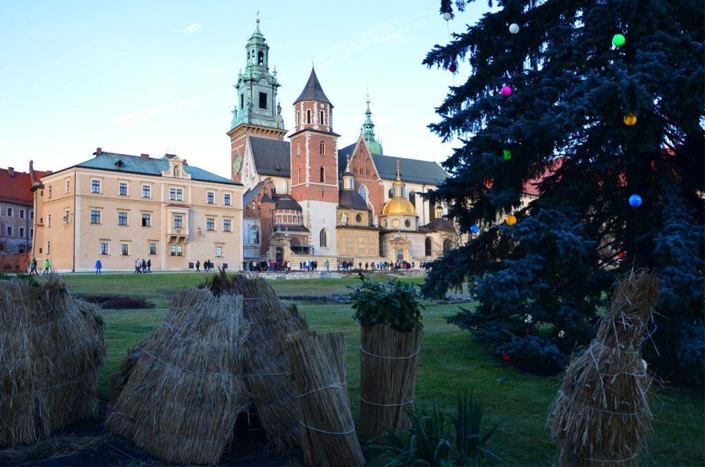 Krakov - Vianočné trhy