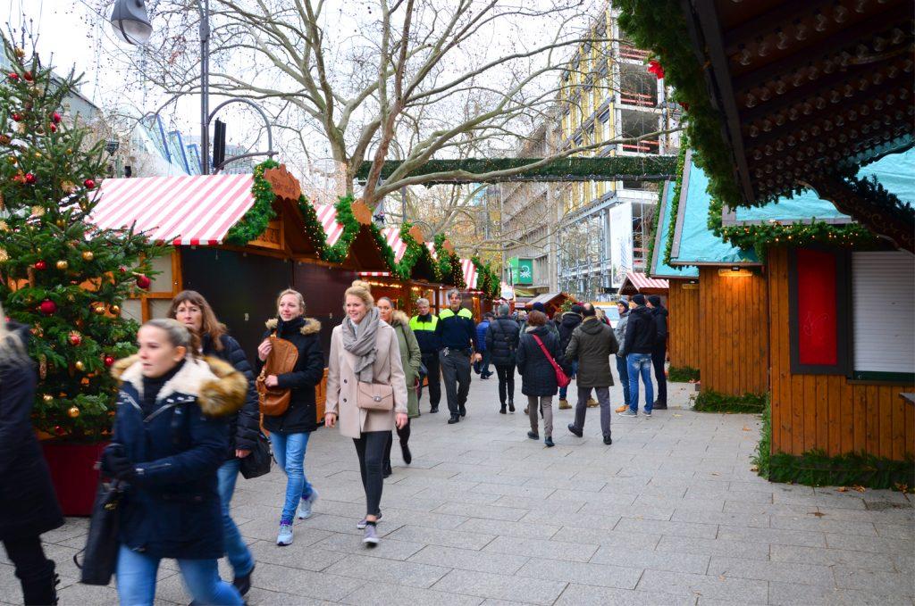 Vianočné trhy v Berlíne
