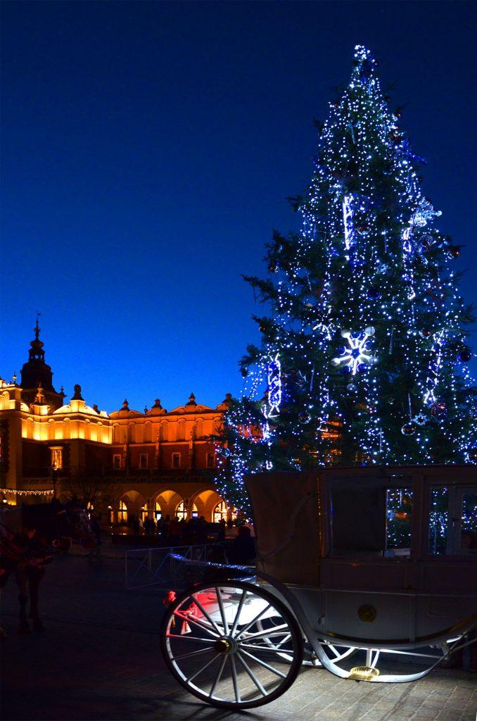 Najkrajšie vianočné trhy v Európe - Krakov - Vianočné trhy