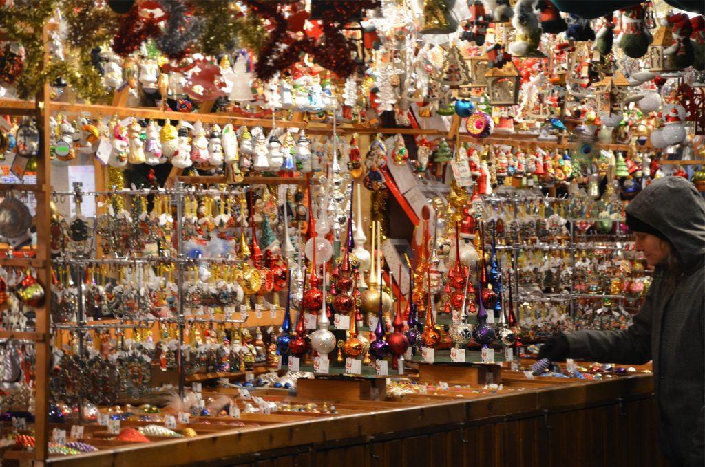 Vianočné trhy v Norimbergu