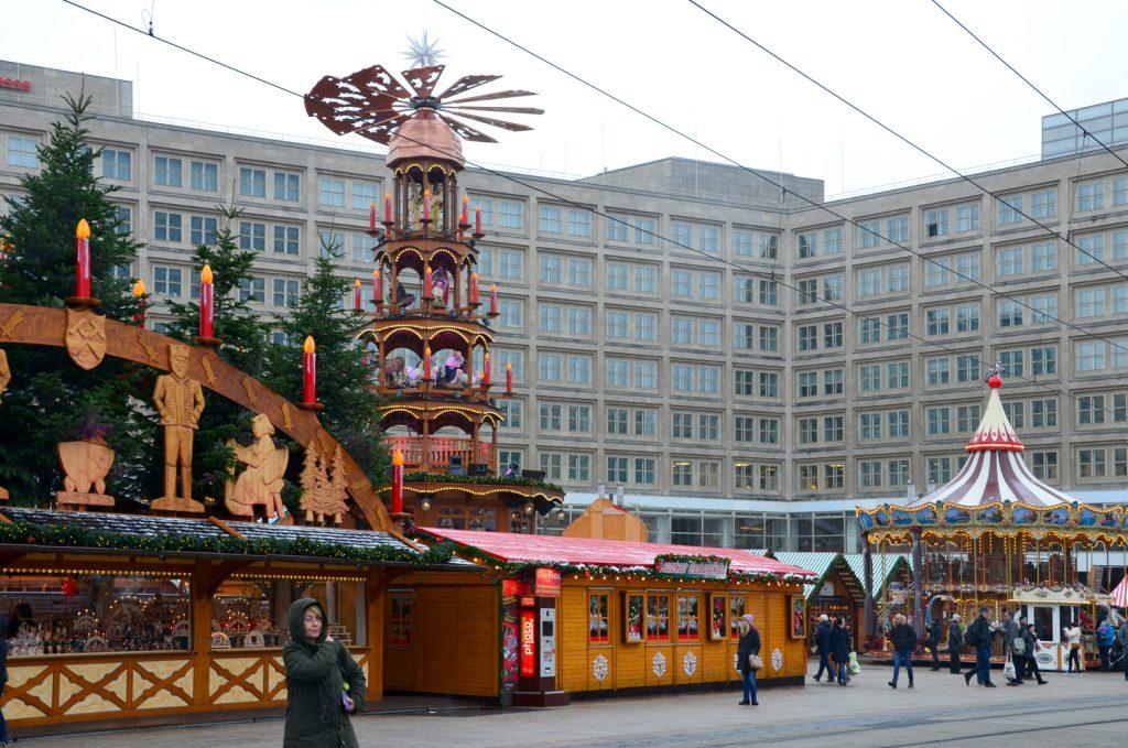 Berlínske vianočné trhy