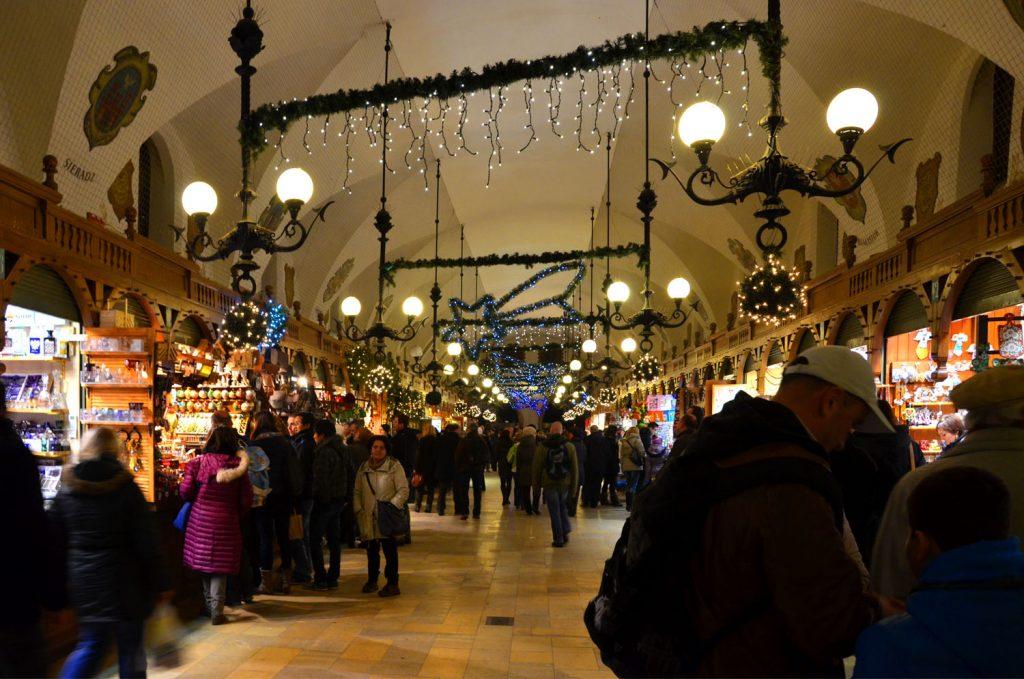 Krakovské vianočné trhy