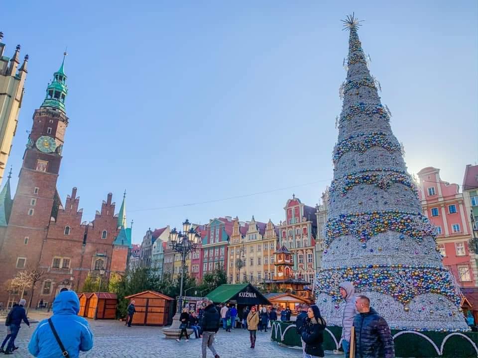 Vianočné trhy Vroclav / Foto: Archív vanglovcinature
