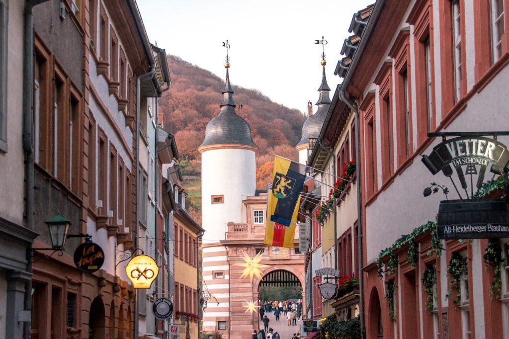 Vianočné trhy Nemecko