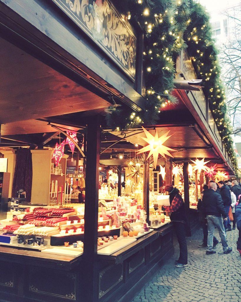 Vianočné trhy v  Kolíne nad Rýnom / Foto: Archív lenkas_travels
