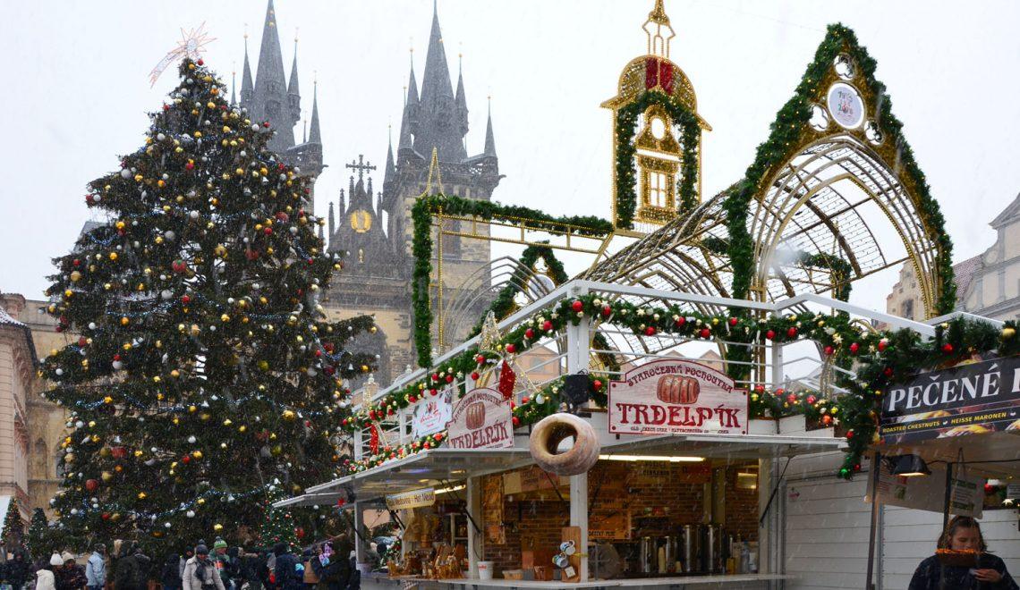 Praha - Vianočné trhy