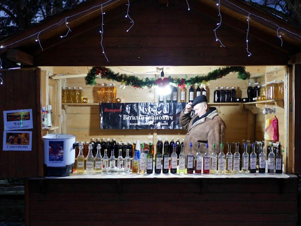 Užhorod - Vianočné trhy / Foto: Archív Tonic