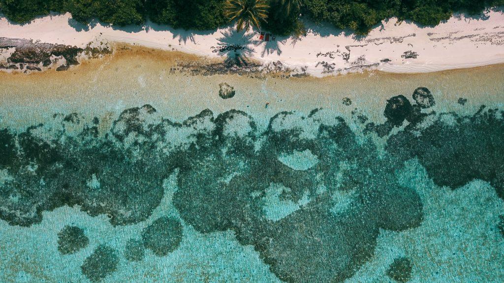 Kde nájdete najkrajšie pláže na svete? Thoddoo / Maledivy / Archív Jozef a Hanka