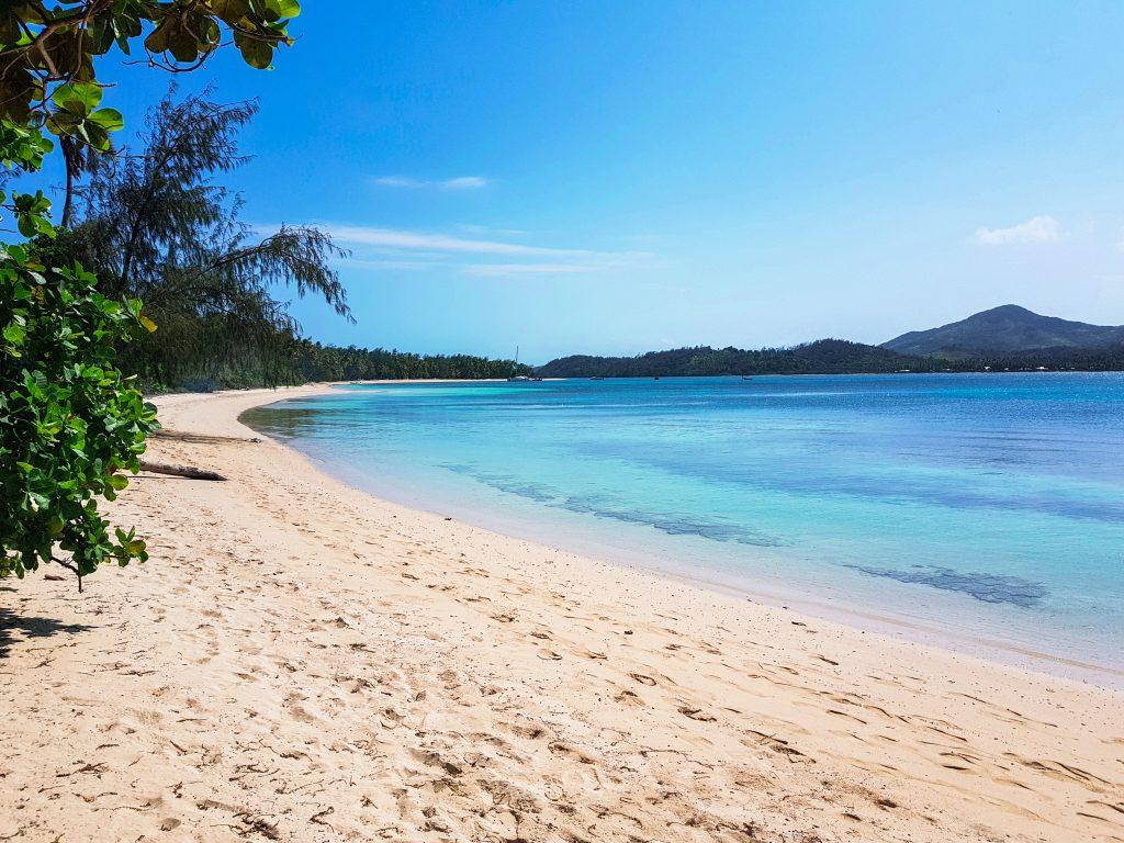 Kde nájdete najkrajšie pláže na svete? Nanuya Lalai /  Yasawa / Fiji / Archív Katka