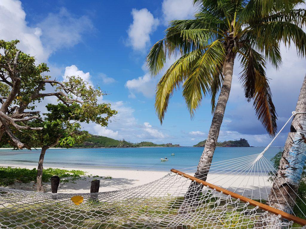 Najkrajšie pláže na svete: Nanuya Lalai /  Yasawa / Fiji / Archív Katka