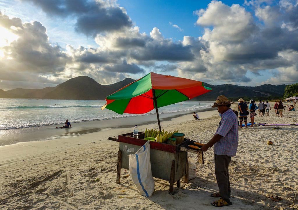 Kde nájdete najkrajšie pláže na svete? Selong Belanak Beach / Lombok / Indonézie
