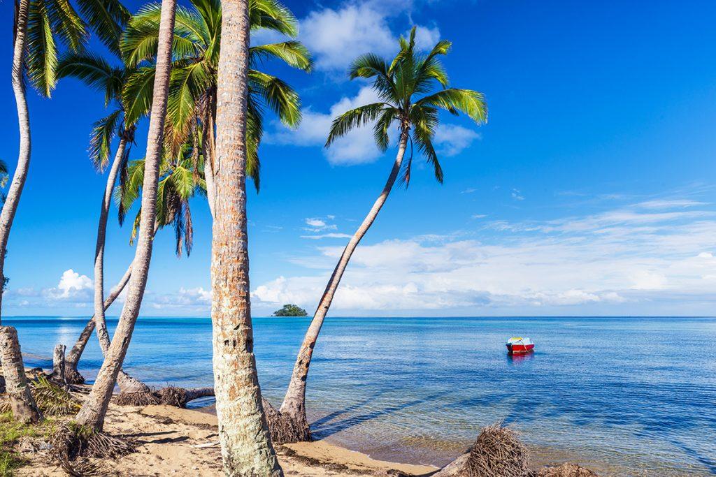 Aké sú najkrajšie pláže na svete?  Ha'afeva / Tonga / Archív Aleš