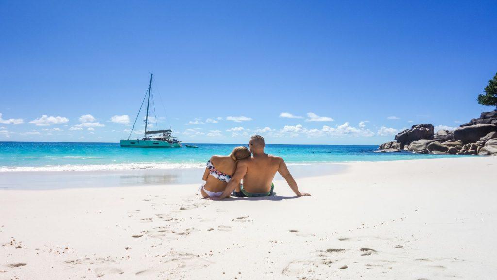 Najkrajšie pláže sveta: Anse Georgette  / Ostrov Praslin / Seychely / Archív Liv