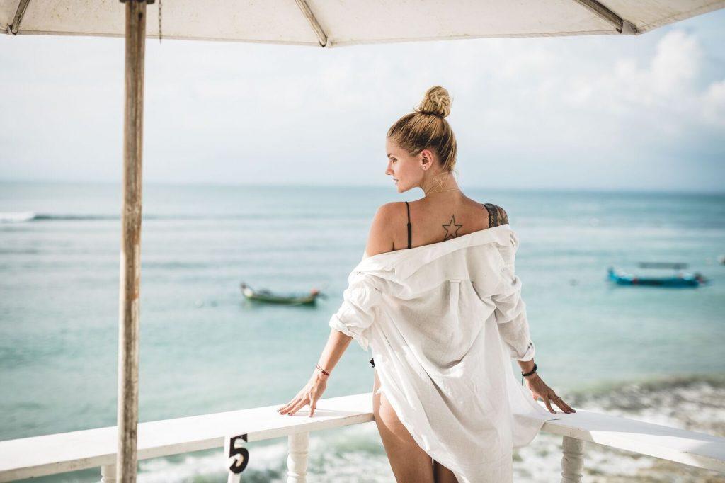 Najkrajšie pláže sveta: Balangan Beach / Bali / Indonézia / Archív Júlia