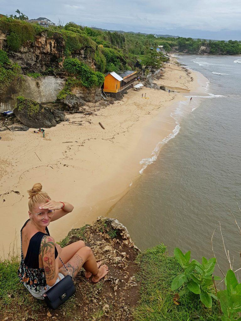 Balangan Beach / Bali / Indonézia / Archív Júlia
