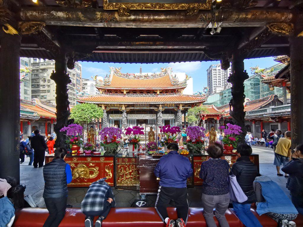Výlet Taiwan